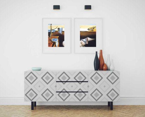 Impresión en puertas de muebles